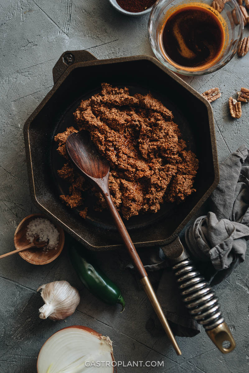 Plant Based Breakfast Sausage
