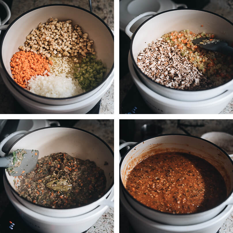 How to make a perfect vegan bolognese