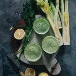 3-ingredient celery smoothie square photo