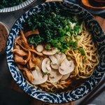 Vegan shoyu ramen square